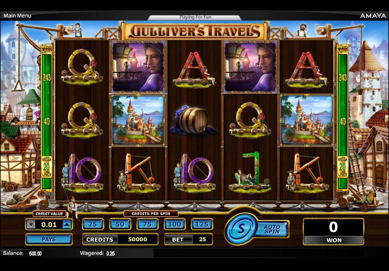 Gulliver's Travels MCPcom Amaya (Chartwell)