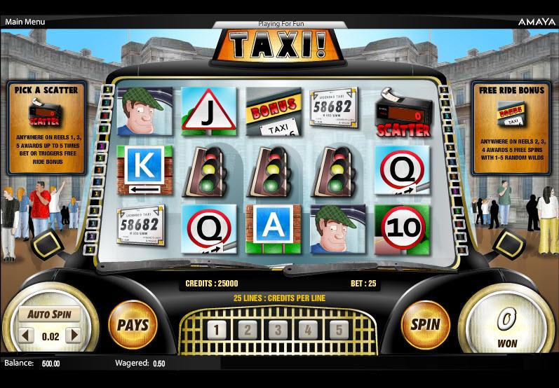Taxi! MCPcom Amaya (Chartwell)