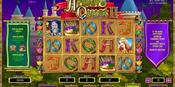 Arthur's Quest II MCPcom Amaya (Chartwell)