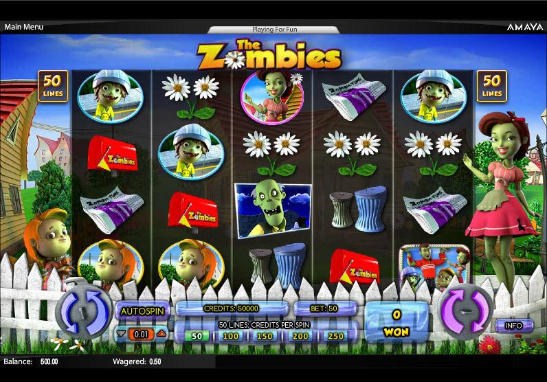 The Zombies MCPcom Amaya (Chartwell)