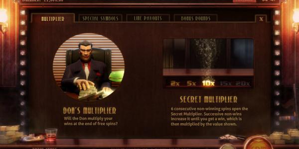 Don's Millions MCPcom Cayetano Gaming pay