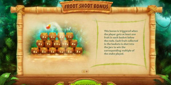 Froot Shoot MCPcom Cayetano Gaming pay