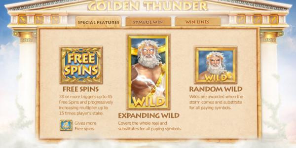 Golden Thunder MCPcom Cayetano Gaming pay