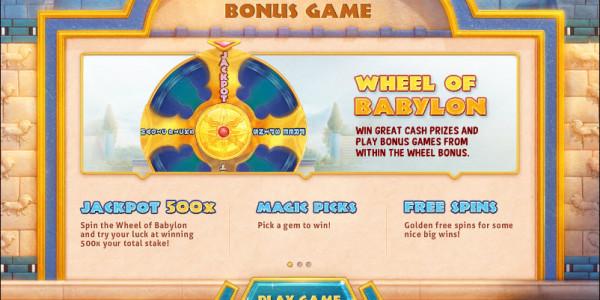 Babylon Treasury MCPcom Cayetano Gaming pay