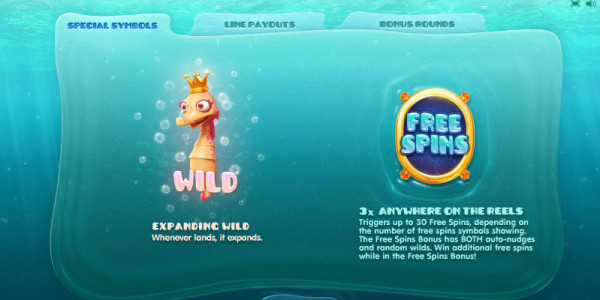 Reel Fish MCPcom Cayetano Gaming pay