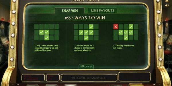 Snap Slot MCPcom Cayetano Gaming pay