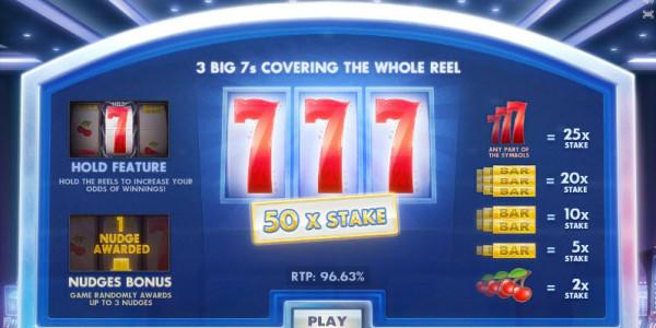 Big Seven MCPcom Cayetano Gaming pay