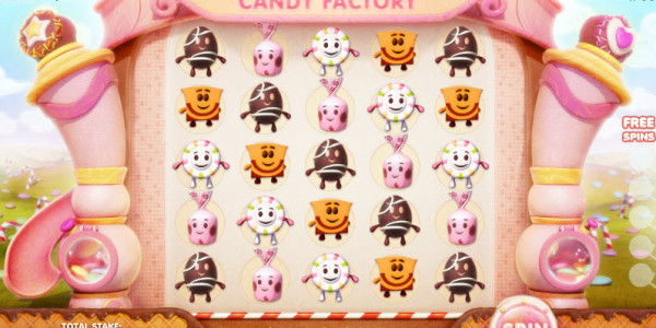 Candy Factory MCPcom Cayetano Gaming