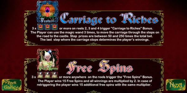 Cinderella's Palace MCPcom Cayetano Gaming pay2