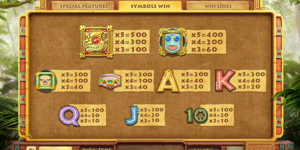 Mayan Mystery MCPcom Cayetano Gaming pay2