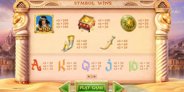 Persian Glory  MCPcom Cayetano Gaming pay2