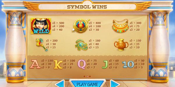 Pyramid Gold MCPcom Cayetano Gaming pay2