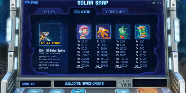 Solar Snap MCPcom Cayetano Gaming pay2