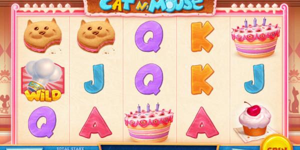 Cat N' Mouse MCPcom Cayetano Gaming