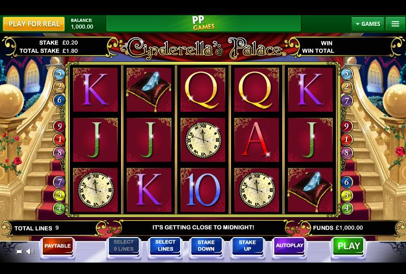 Cinderella's Palace MCPcom Cayetano Gaming
