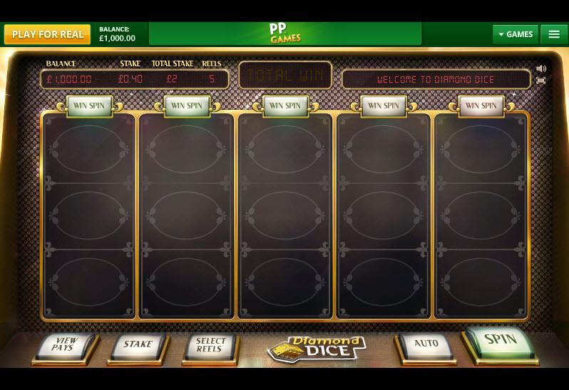 Diamond Dice MCPcom Cayetano Gaming