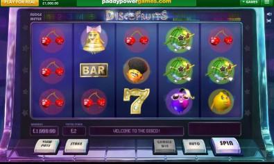 Disco Fruit MCPcom Cayetano Gaming