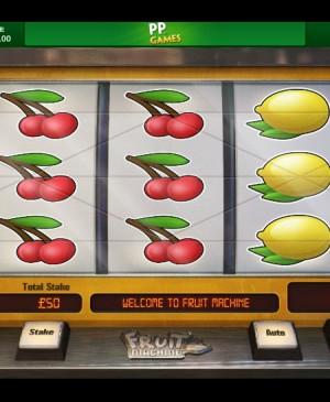 Fruit Machine MCPcom Cayetano Gaming