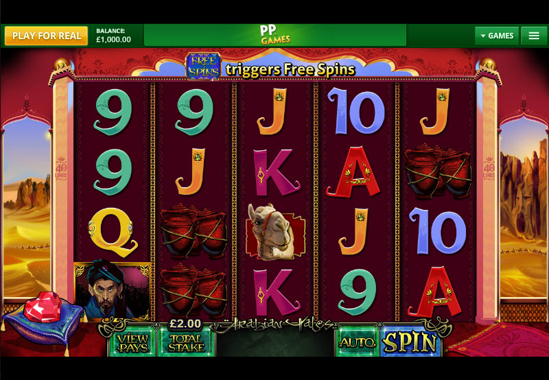 Ali Baba's Treasure MCPcom Cayetano Gaming