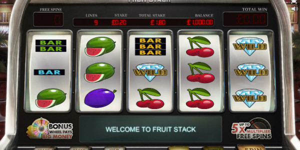 Fruit Stack MCPcom Cayetano Gaming