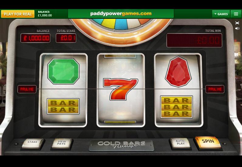 Gold Bars MCPcom Cayetano Gaming