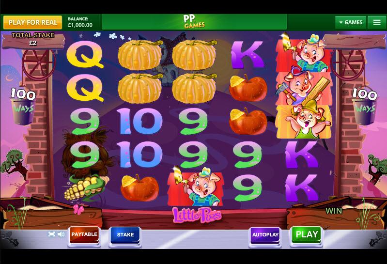 Little Pigs MCPcom Cayetano Gaming