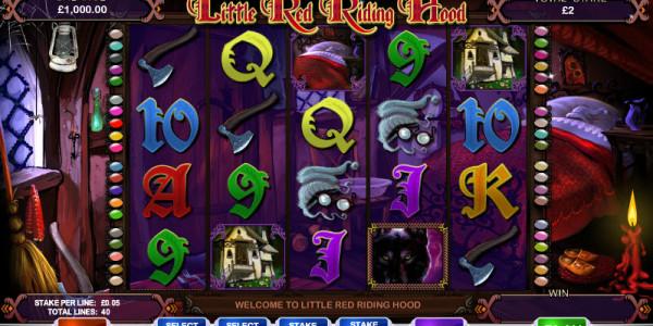 Little Red Riding Hood MCPcom Cayetano Gaming