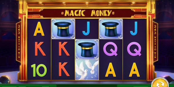 Magic Money MCPcom Cayetano Gaming