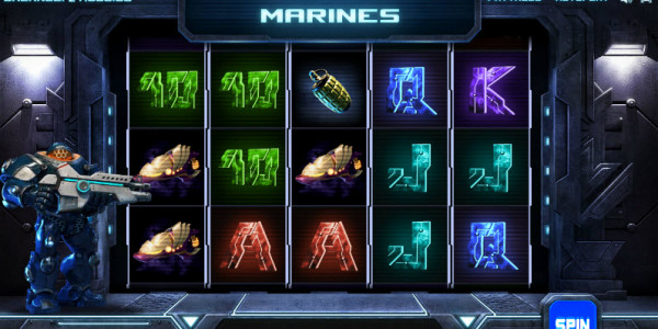 Marines MCPcom Cayetano Gaming
