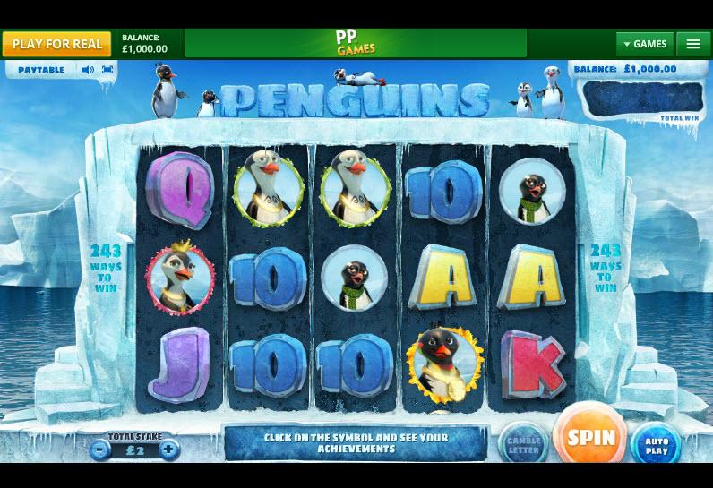 Penguins MCPcom Cayetano Gaming
