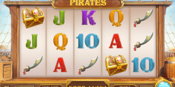 Pirates MCPcom Cayetano Gaming
