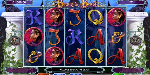 Beauty's Beast MCPcom Cayetano Gaming