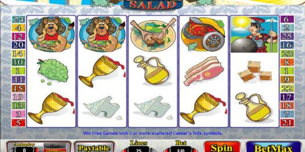 Caesar Salad MCPcom Cryptologic