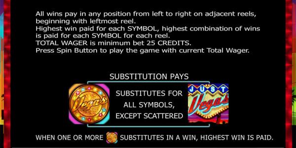 Just Vegas MCPcom Cryptologic pay