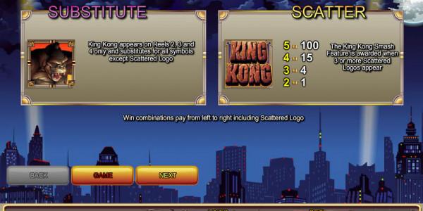 King Kong MCPcom Cryptologic pay