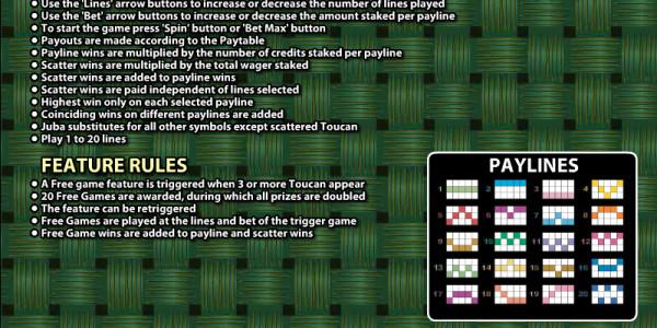 Congo Bongo MCPcom Cryptologic pay2