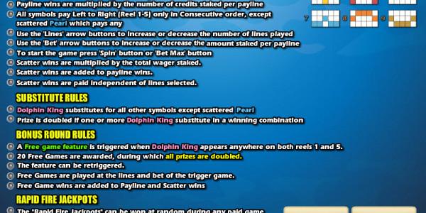 Dolphin King MCPcom Cryptologic pay2