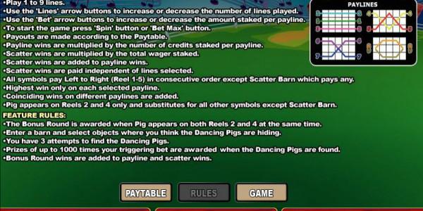 Barnyard Boogie MCPcom Cryptologic pay2