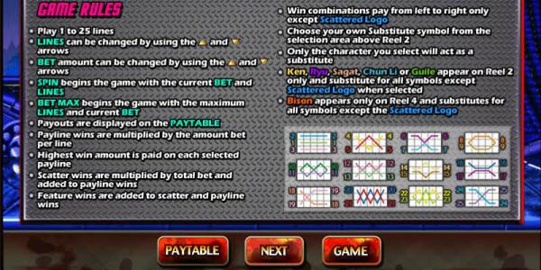Street Fighter II MCPcom Cryptologic pay2
