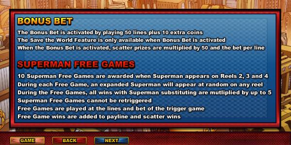 Superman MCPcom Cryptologic pay2