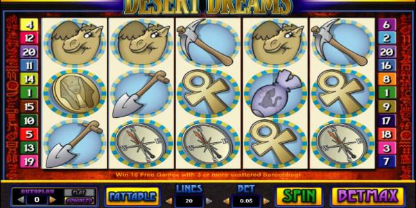 Desert Dreams MCPcom Cryptologic