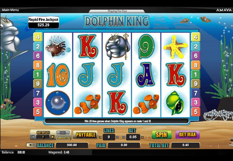 Dolphin King MCPcom Cryptologic