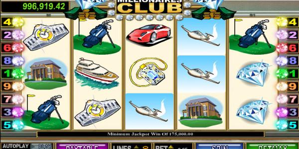 Millionaire's Club II MCPcom Cryptologic