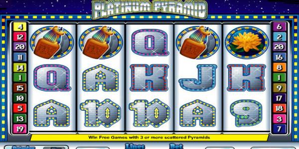 Platinum Pyramid MCPcom Cryptologic