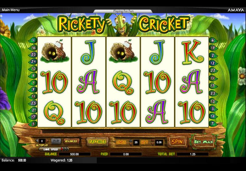 Rickety Cricket MCPcom Cryptologic