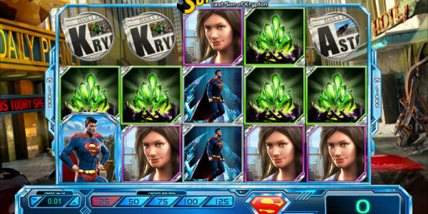 Superman: Last Son of Krypton MCPcom Cryptologic