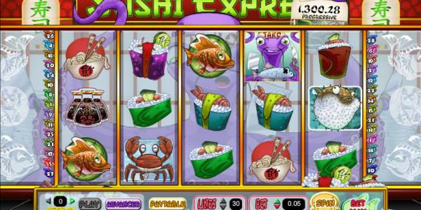 Sushi Express MCPcom Cryptologic