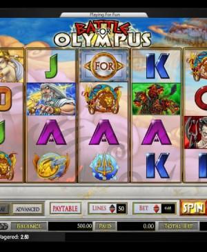 Battle For Olympus MCPcom Cryptologic