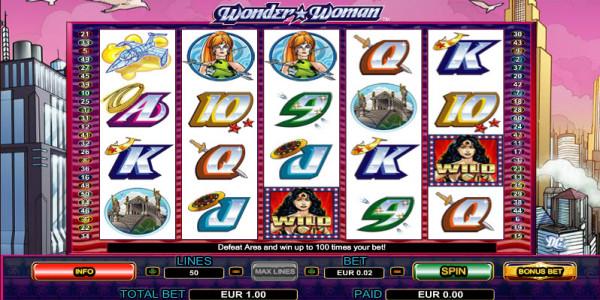 Wonder Woman MCPcom Cryptologic