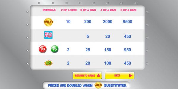 Kitty Kash MCPcom Daub Games pay